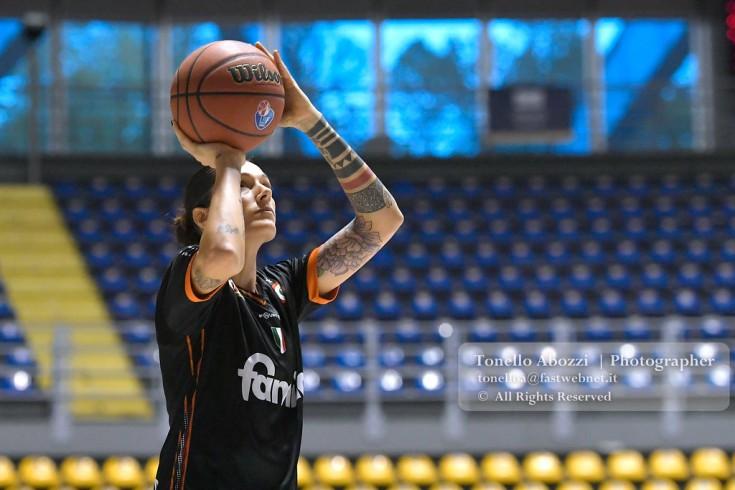 IREN Fixi Pallacanestro - Famila Basket Schio