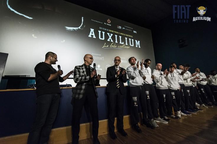 Serata Auxilium - La fede continua
