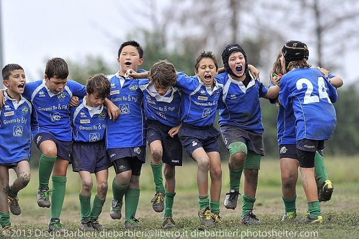 130929 - Torneo Amici nel Rugby - Foto Diego Barbieri