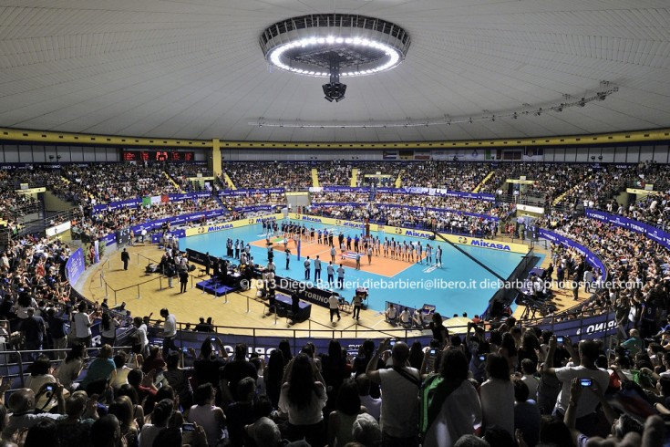 FIVB Volley WL - Italia vs Cuba - Foto Diego Barbieri