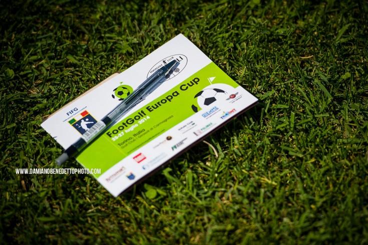 Footgolf - European Trophy Tour 2014 - Carmagnola (TO)