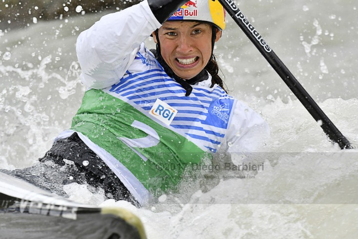 2017 ICF Canoe Slalom World Cup Ivrea