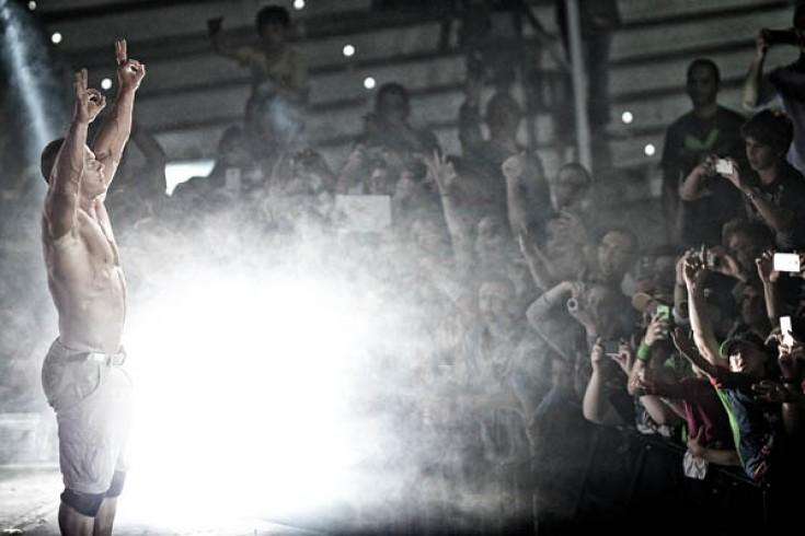 Wrestlemania Revenge 2014