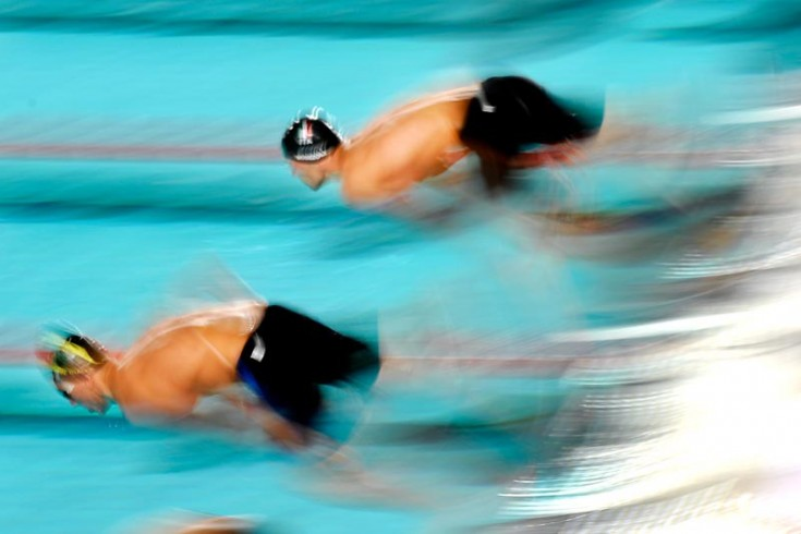 Nilox Swimming Cup - Tappa Torino