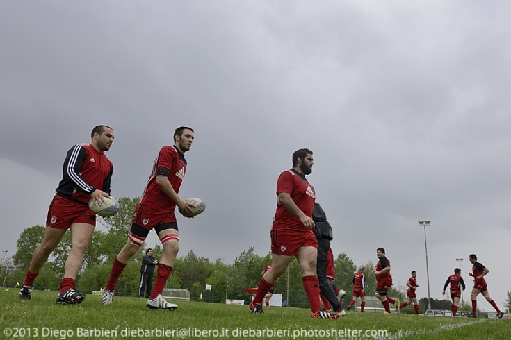 130429 - CUS Torino vs Colorno - Foto Diego Barbieri