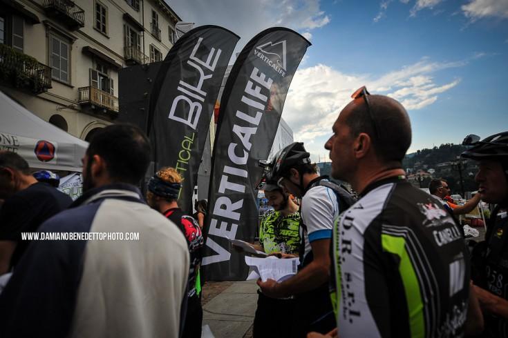 Bike Days 2015 Vertical Bike