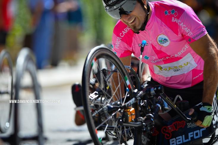 Giro d'Italia di Handbike 2015