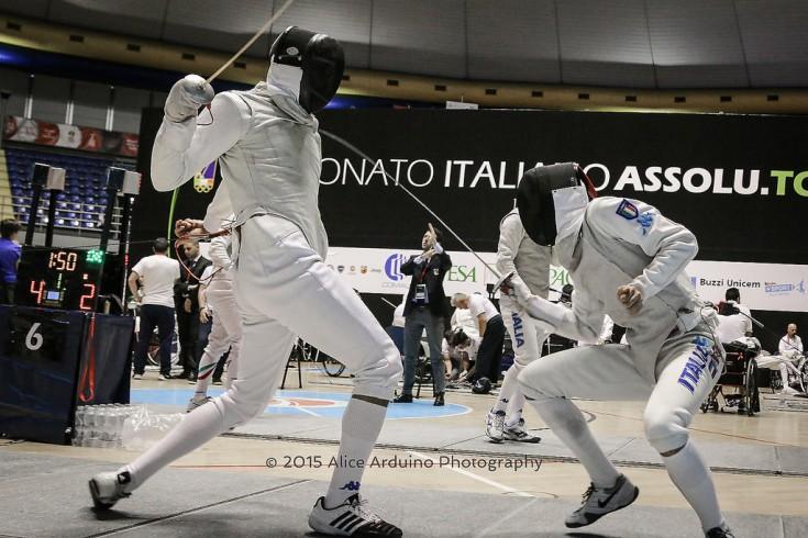 Campionati Italiani Assoluti di Scherma