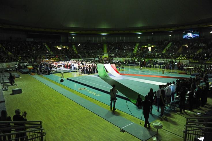 Ginnastica Artistica: prima tappa del Campionato Italiano