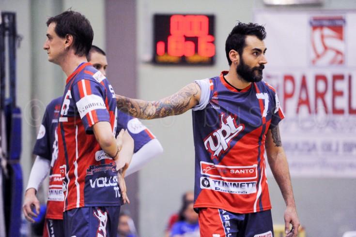 Serie B1:  Volley Parella Torino - Sol Lucernari Montecchio