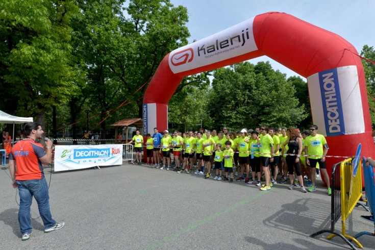 Decathlon Run Torino