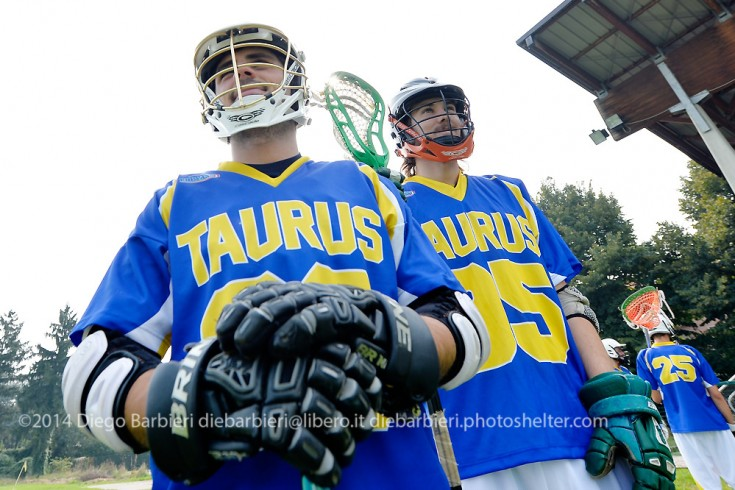Lacrosse Coppa Pre Alpina 2014 - Taurus Torino vs Red Hawks Merate