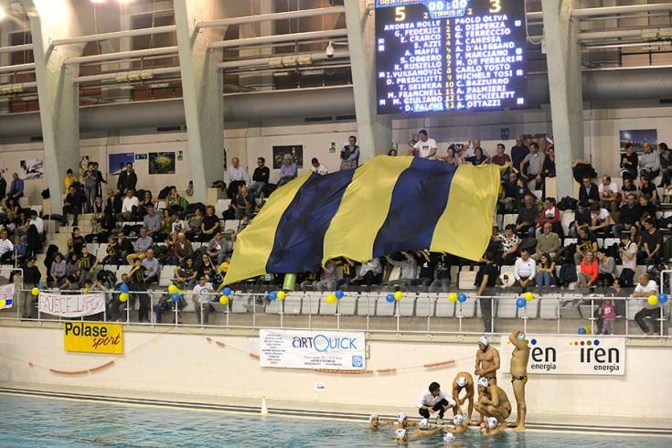 Pallanuoto: Torino81 -Andrea Doria