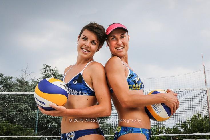 Beach Volley: allenamento Dalmazzo - Fasano