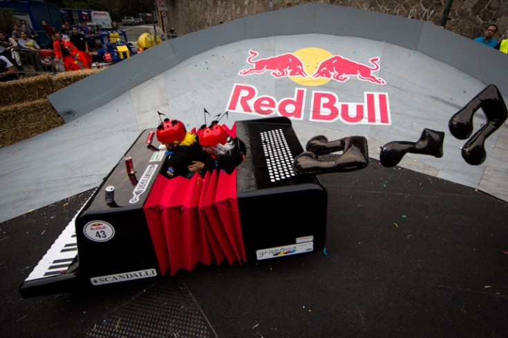 Red Bull - Soap Box Race