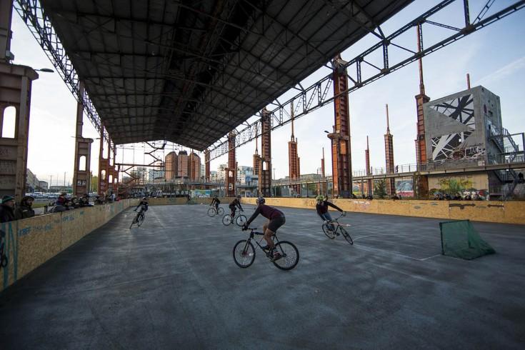 Bike Polo • EHPA Dominium Cup 2016