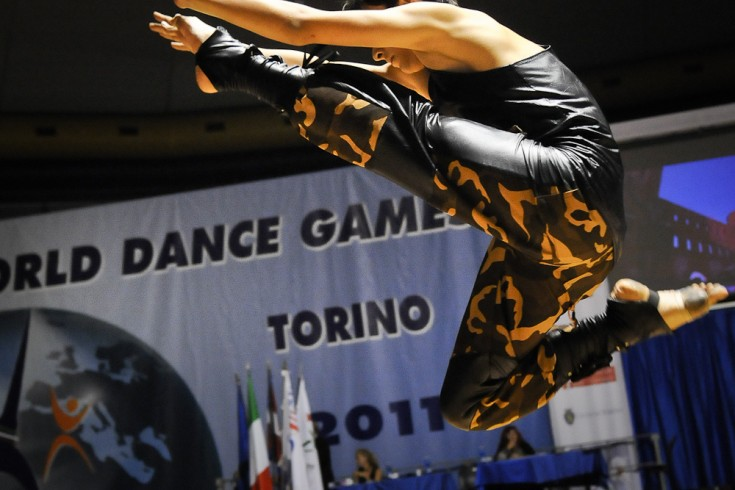 world dance game 2011