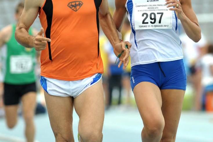 Campionati Italiani Paralimpici di Atletica Leggera 2012