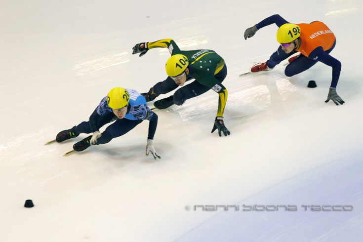 Samsung World Cup Short Track 2013