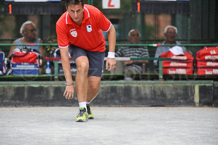 BOWLS - WORLD MASTER GAMES 2013 IN TURIN