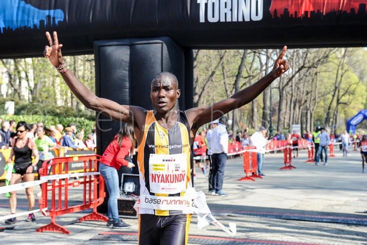 Mezza Maratona Santander - Torino 2019