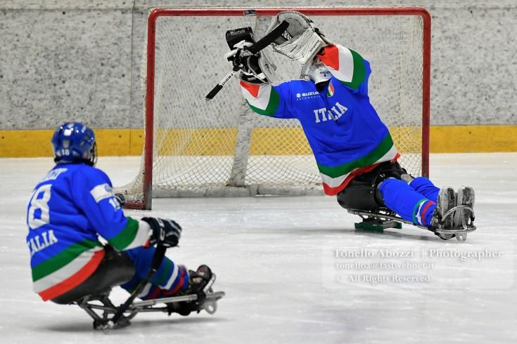8° Torneo Internazionale di Para-Ice Hockey di Torino 2019