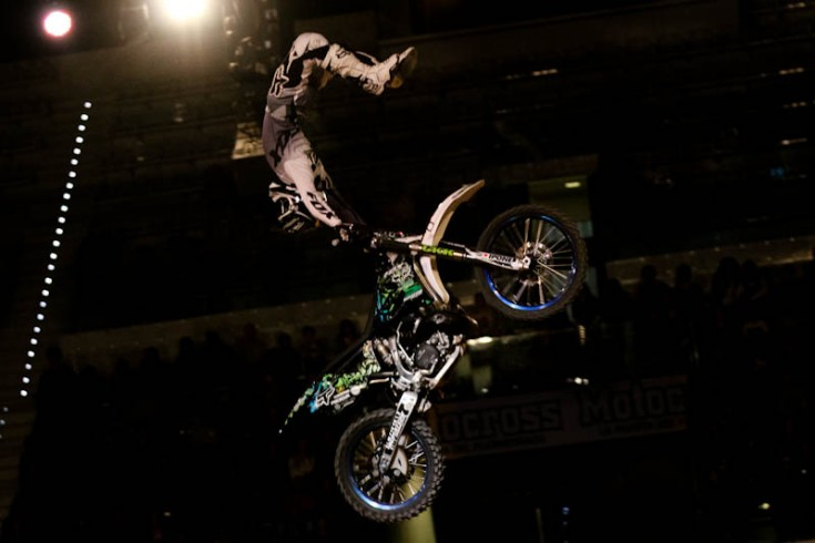 Night of the Jumps 2012