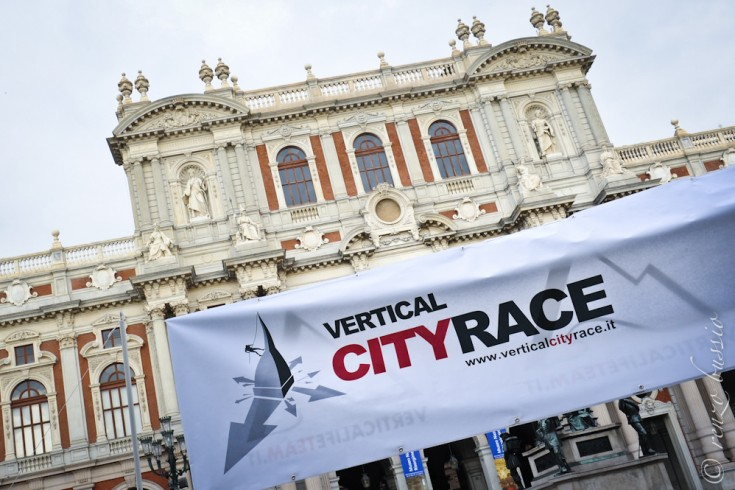 VERTICAL CITY RACE 2012 - TORINO