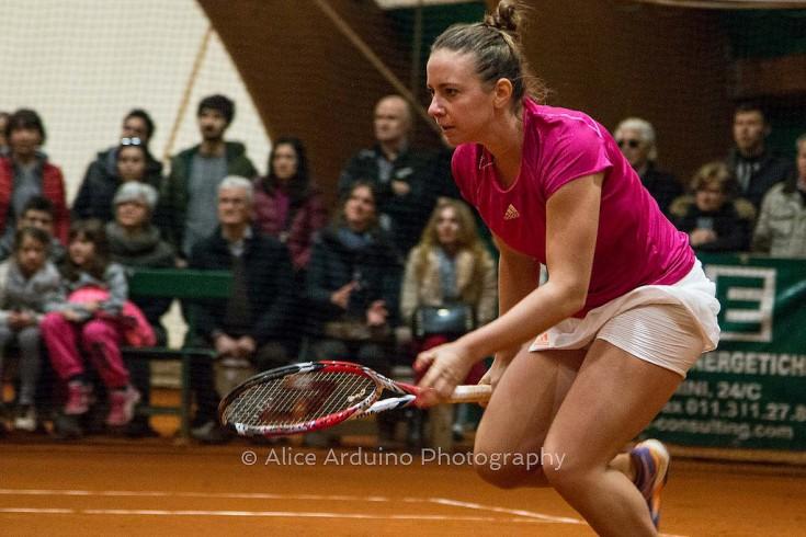 Finale Tennis del Women's International Tournament