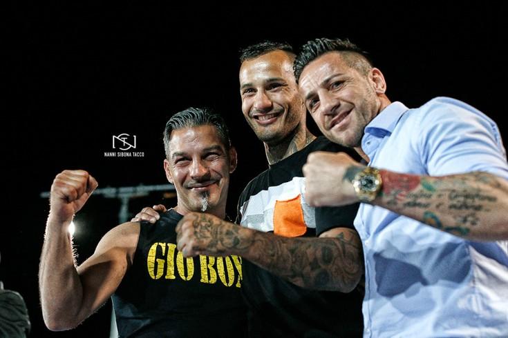 Cattolica - Titolo Italiano Pesi Mediomassimi Boxe - Abatangelo Vs. Kolaj