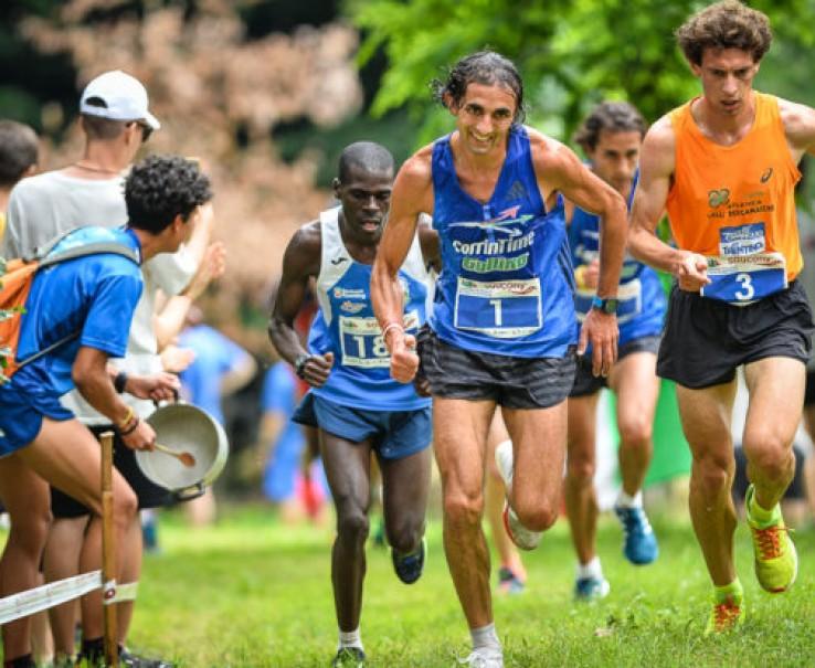 Domenica a Tavagnasco si assegnano i titoli italiani di corsa in montagna
