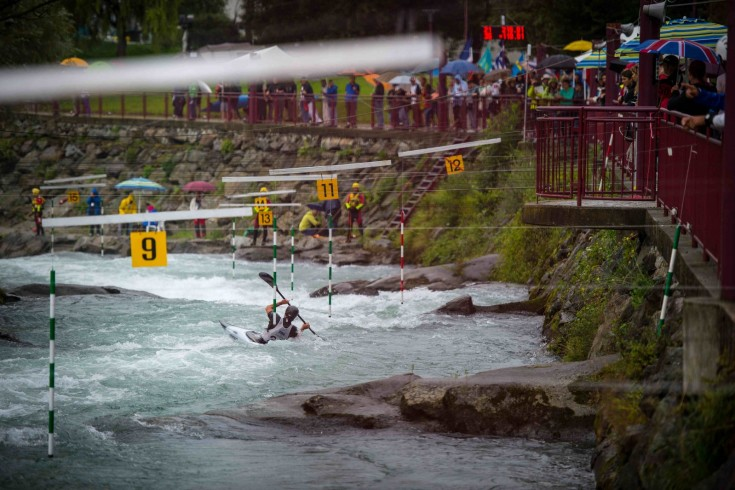 ICF World Cup Slalom Ivrea