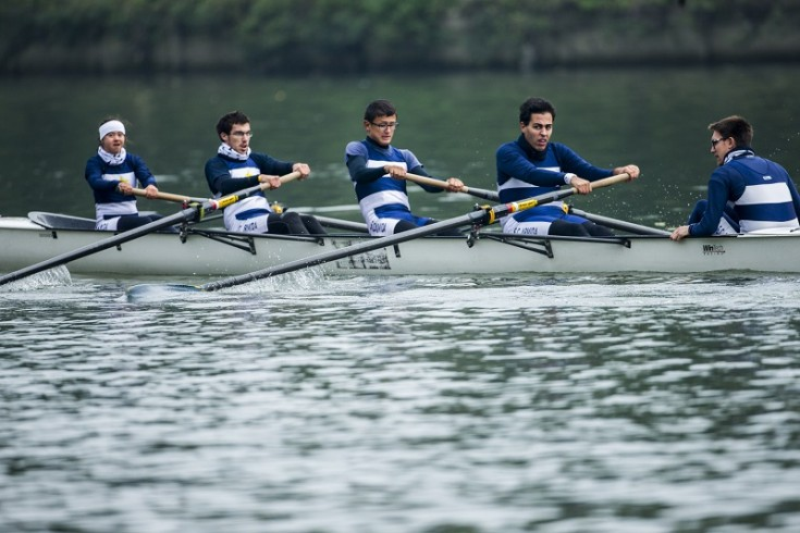 Rowing for Tokyo