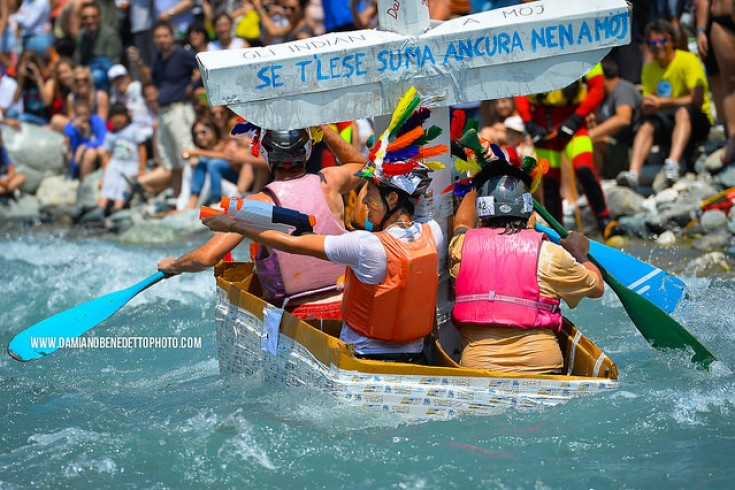 Carton Rapid Race 2014 - Cesana Torinese