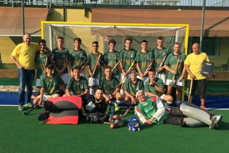 Serie A2: HP Valchisone - HC Pistoia