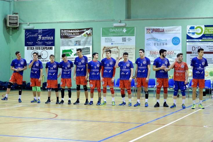Serie B: Volley Parella Torino - CUS Genova