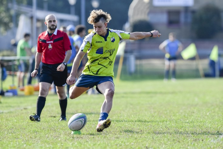 Serie A: Itinera CUS Ad Maiora Rugby 1951 - Biella Rugby Club