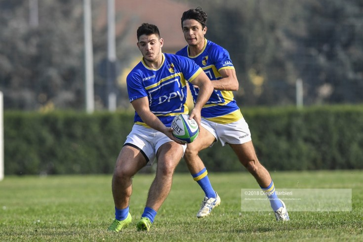 Serie A: TKGroup VII Rugby Torino - ASR Rugby Milano