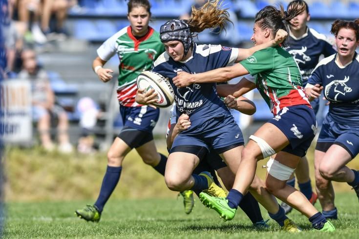 Serie A: Itinera CUS Ad Maiora Rugby 1951 - Donne Etrusche Rugby