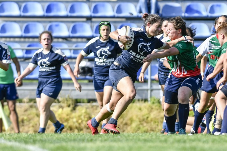 Serie A: Itinera CUS Ad Maiora Rugby 1951 - Rugby Monza 1949