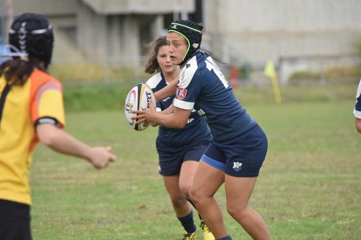 Serie A femminile: CUS Ad Maiora - Rugby Riviera 1975