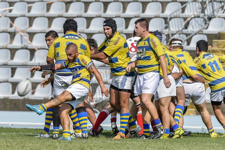 Serie B1: BEF-eD VII° Rugby Torino - Chef Piacenza Rugby Club