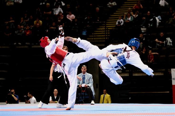 Campionati Italiani Juniores Taekwondo 2015