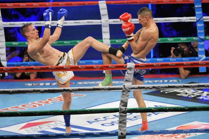 Thai Boxe Mania 2018