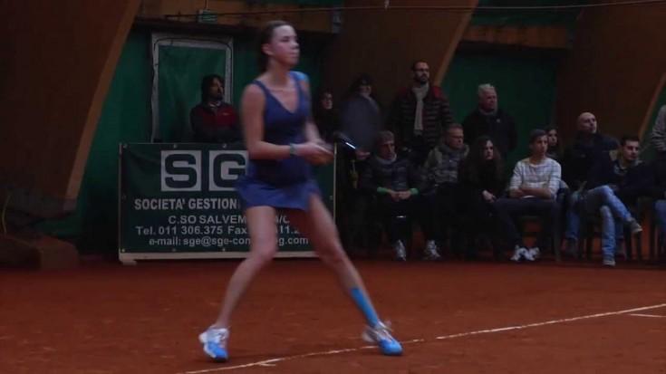 25.000$ ITF femminile Beinasco - La finale