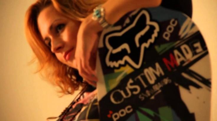 Giulia Manfrini - Snowboard Bordercross