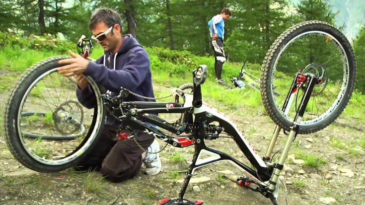 Campionato Italiano Downhill - Prali 2013