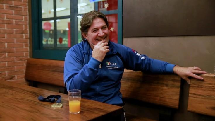 Marco Reviglio - Campione mondiale di Bowling e piemontese doc