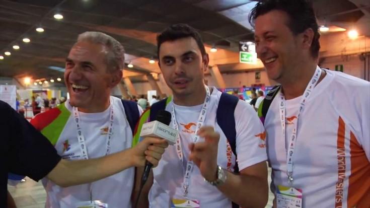 Torino World Masters Games   Day1