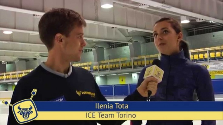 Short Track - Ice Team Torino